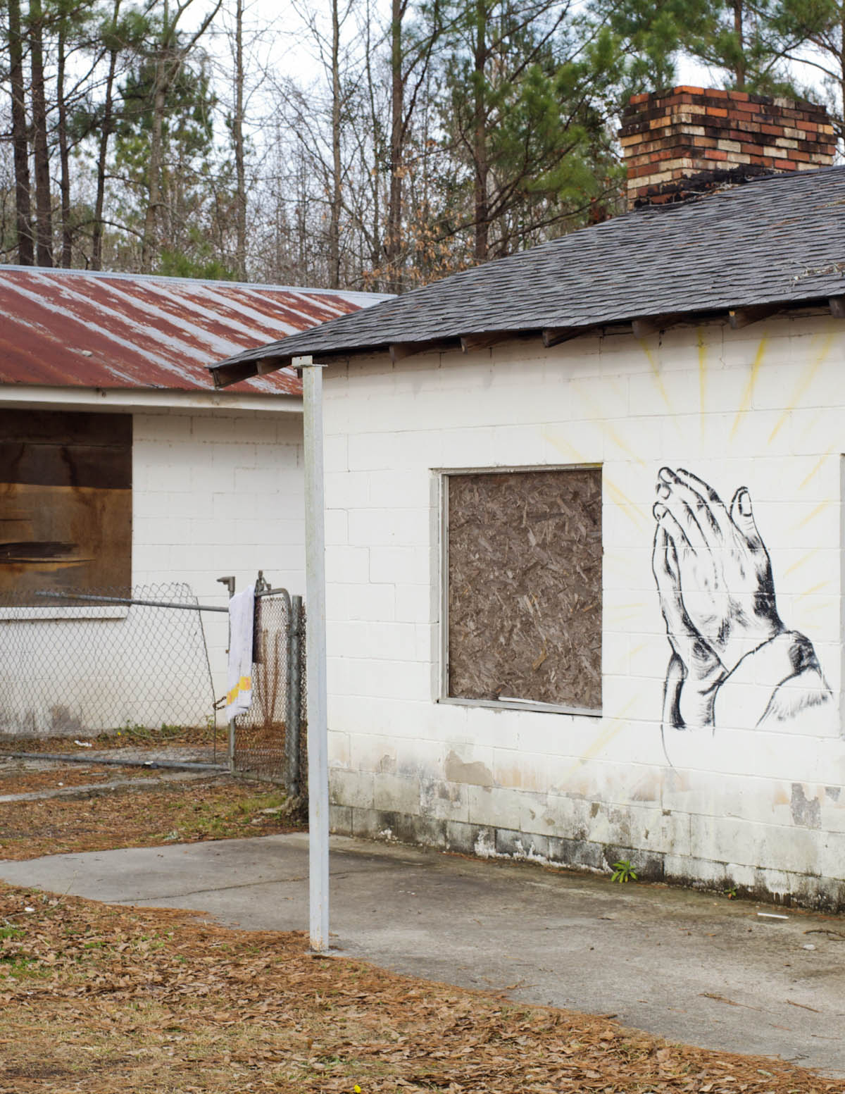 Praying Hands, Hattiesburg, MS