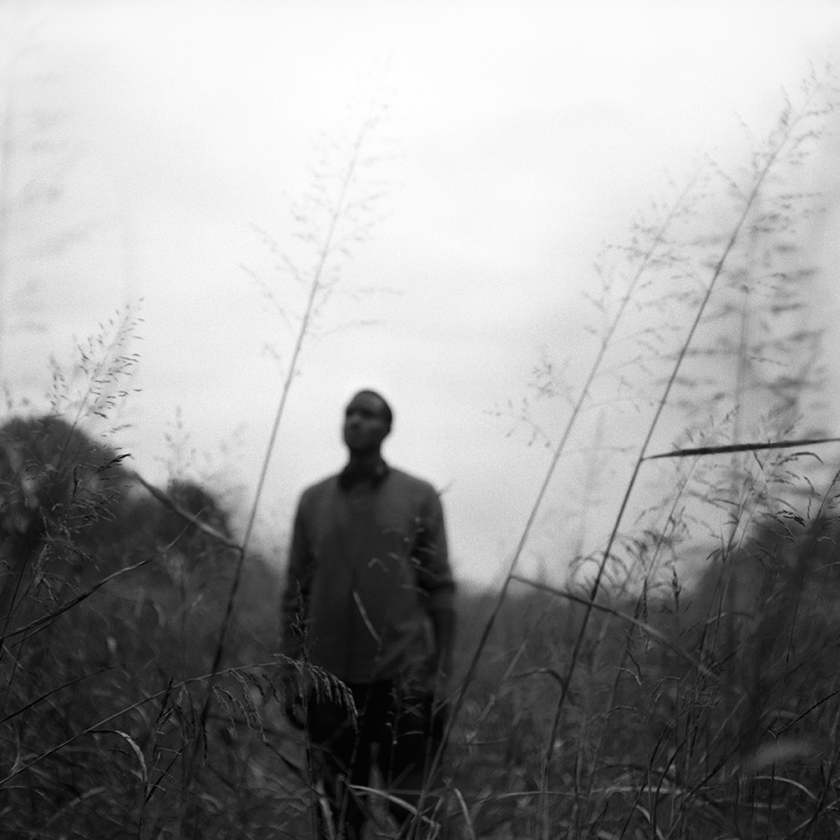 Man in Field, Mound Bayou, MS 2011