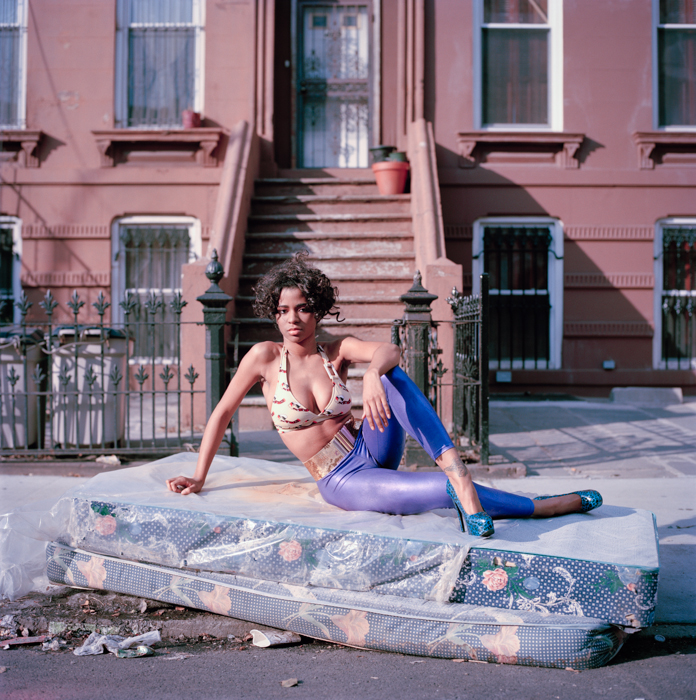 Bunnie (Mattress), 22, Harlem, NYC