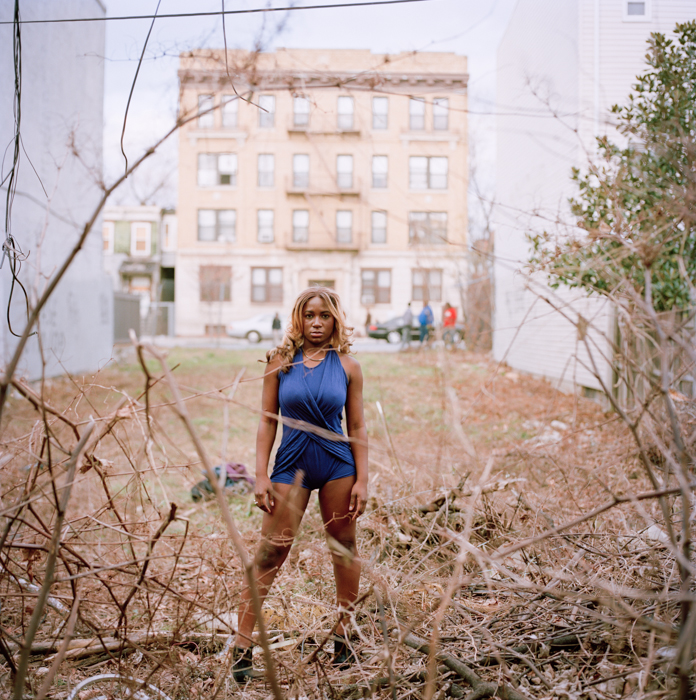 Nasheba, 21, Crown Heights, Brooklyn, NY