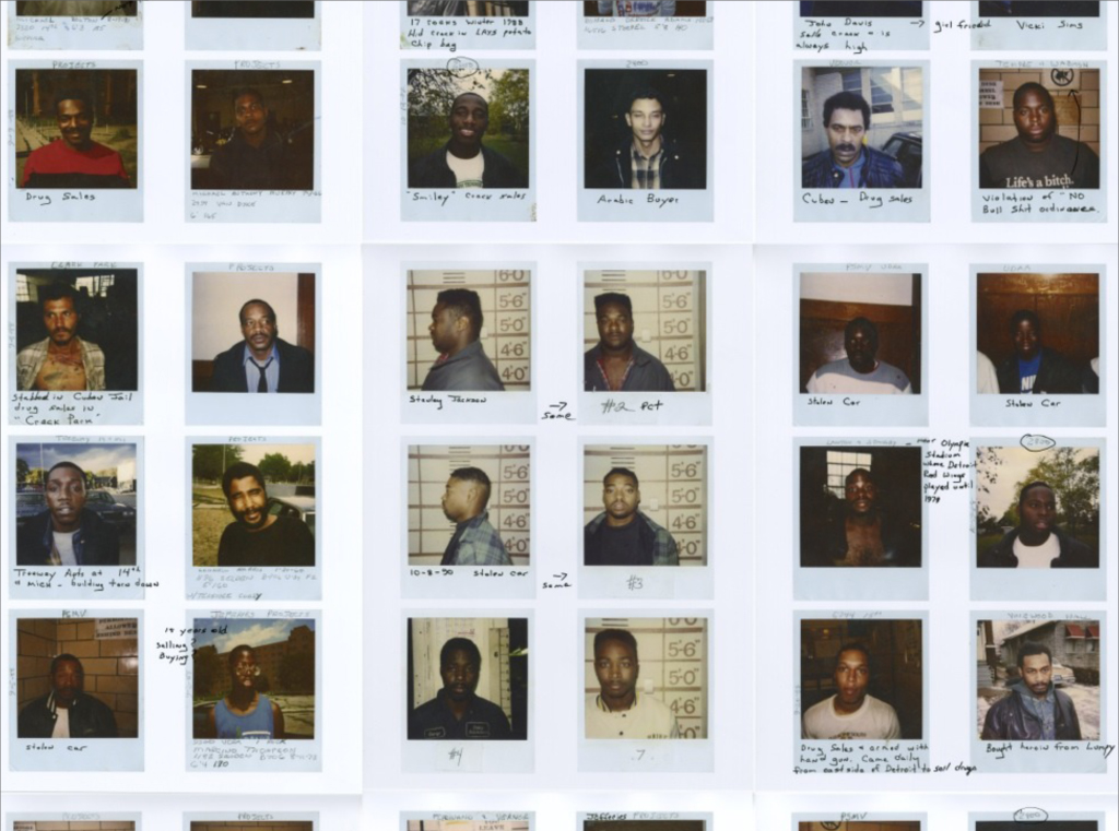 Evidence from the Archive of Sergeant Marty Gaynor: (The Polaroid's), 2013