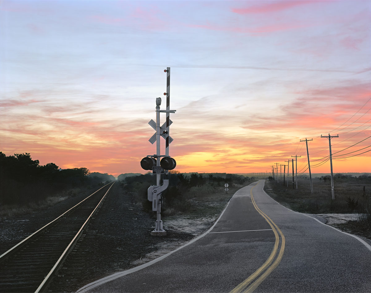 John Sanderson_010-Grade Crossing- Napeague- New York 2012_o