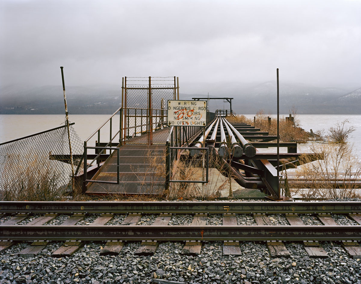 John Sanderson_04- Fuel Transfer Station- Newburgh- New York 2012_o