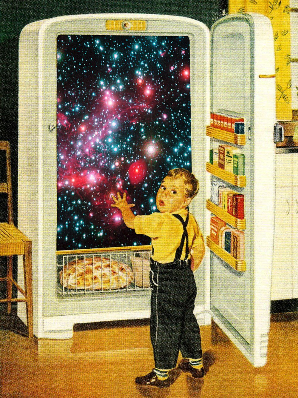 No More Galaxies for Today, Timmy!, 2014