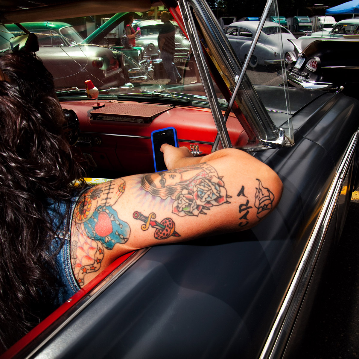 Portland Roadster Show and Rose City Roundup