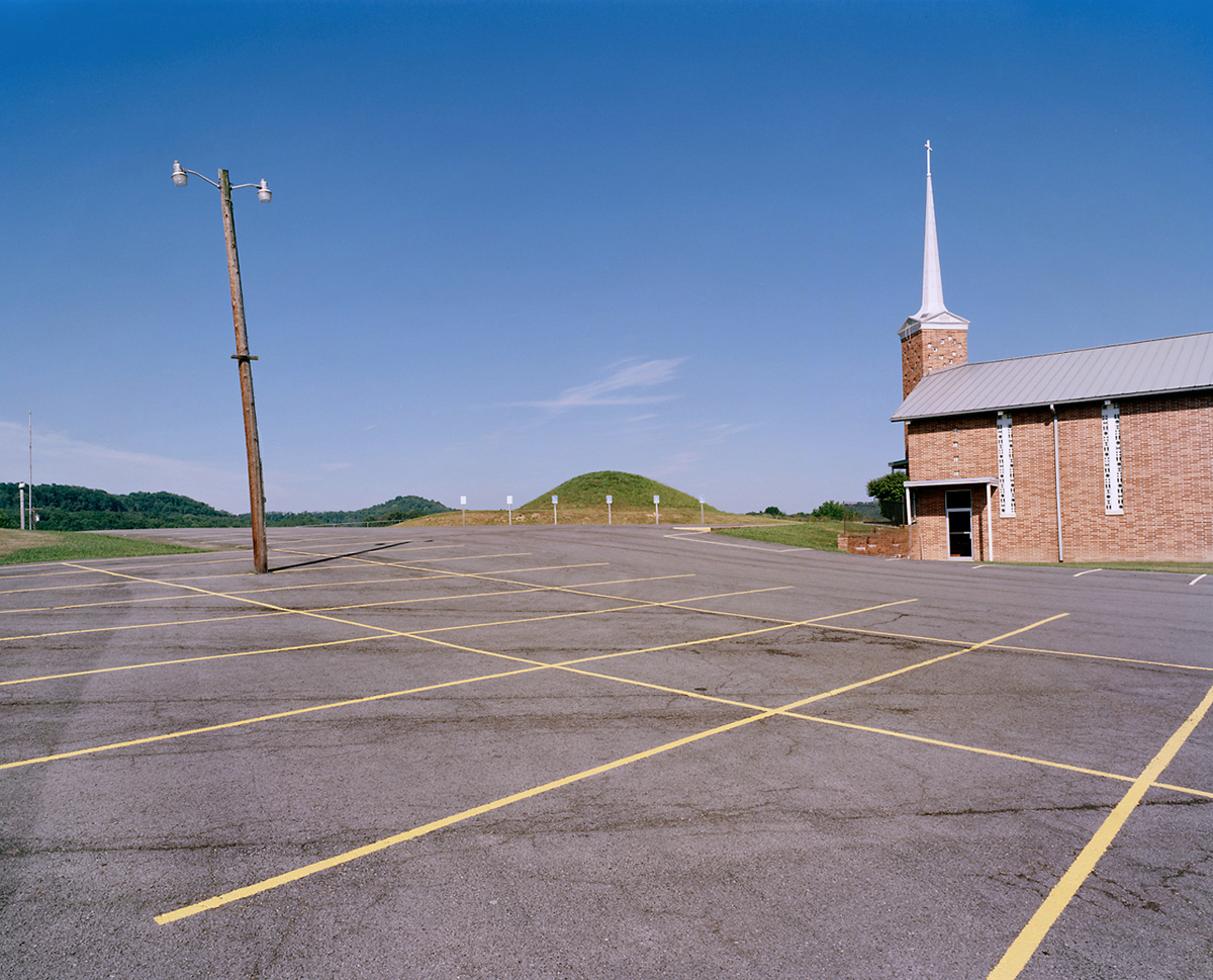 Oak Mound Evangelical Church, Clarksburg, WV