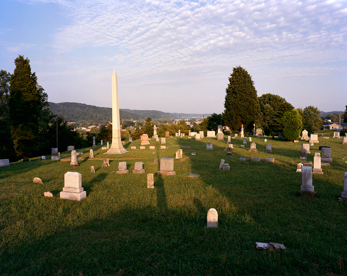 Teays Hill Cemetery, St. Albans, WV