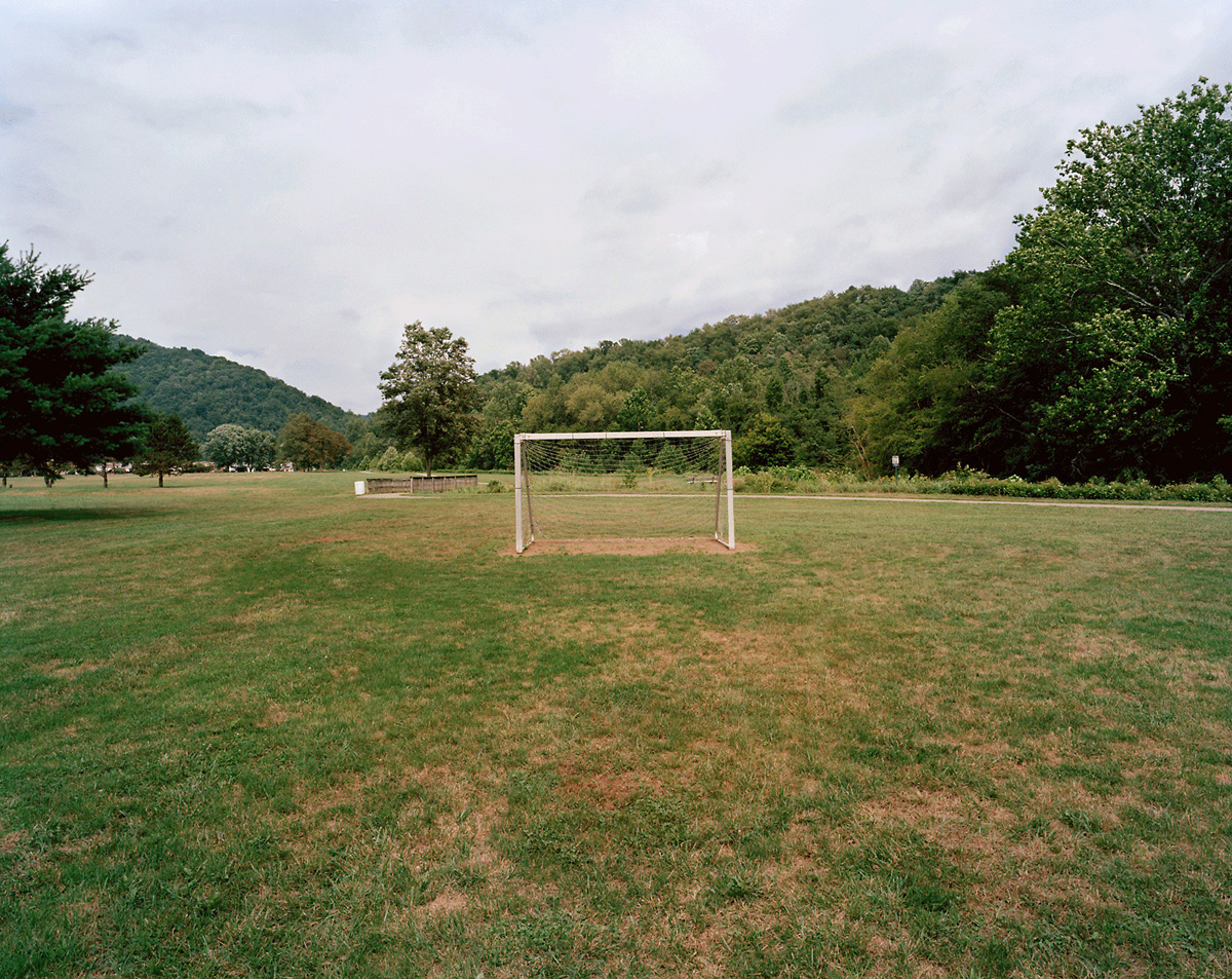 Soccer Field, Valley Fork City Park, Moundsville, WV