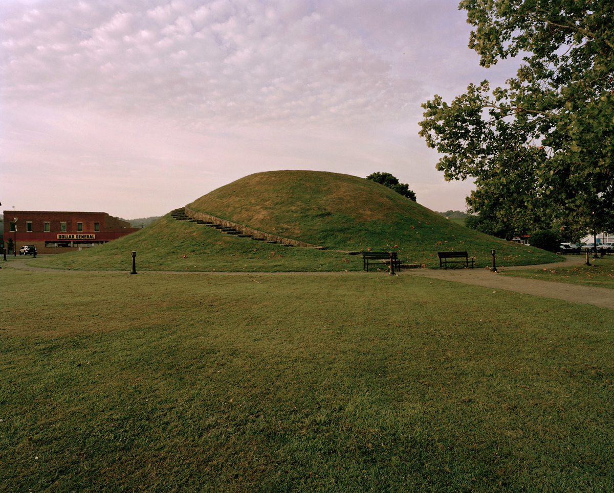 Criel Mound, South Charleston, WV