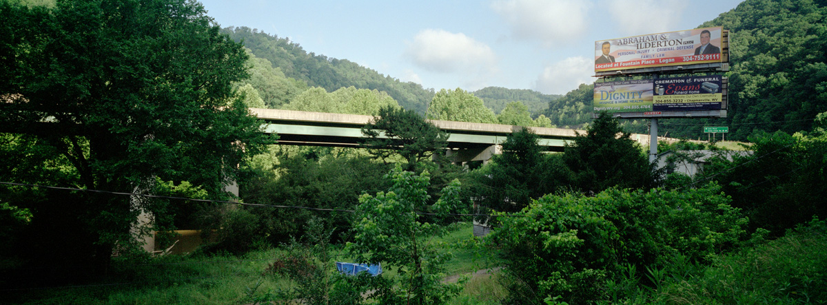 "SPC Brian Scott ""Scotty"" Ulbrich Memorial Bridge, West Virginia, 2012"
