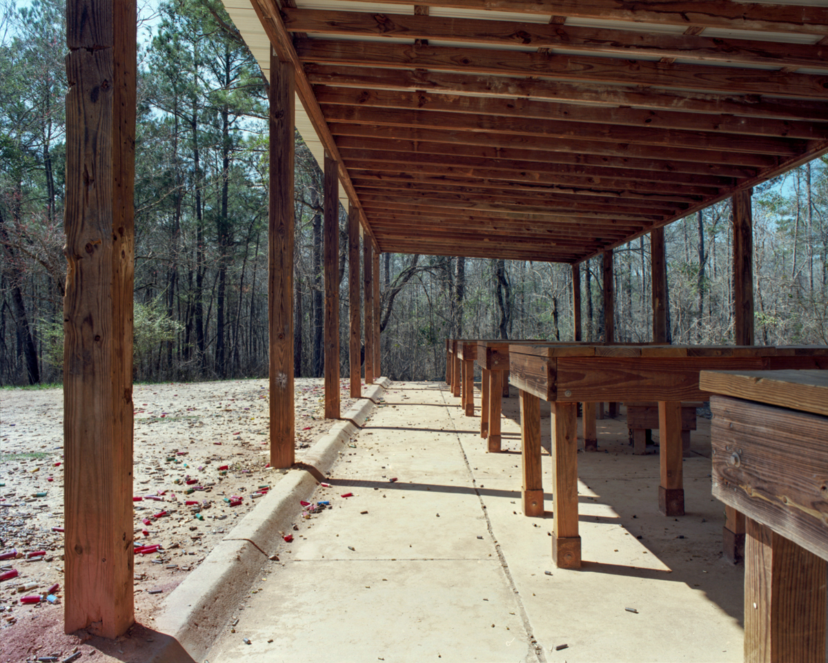 Shooting Range Benches