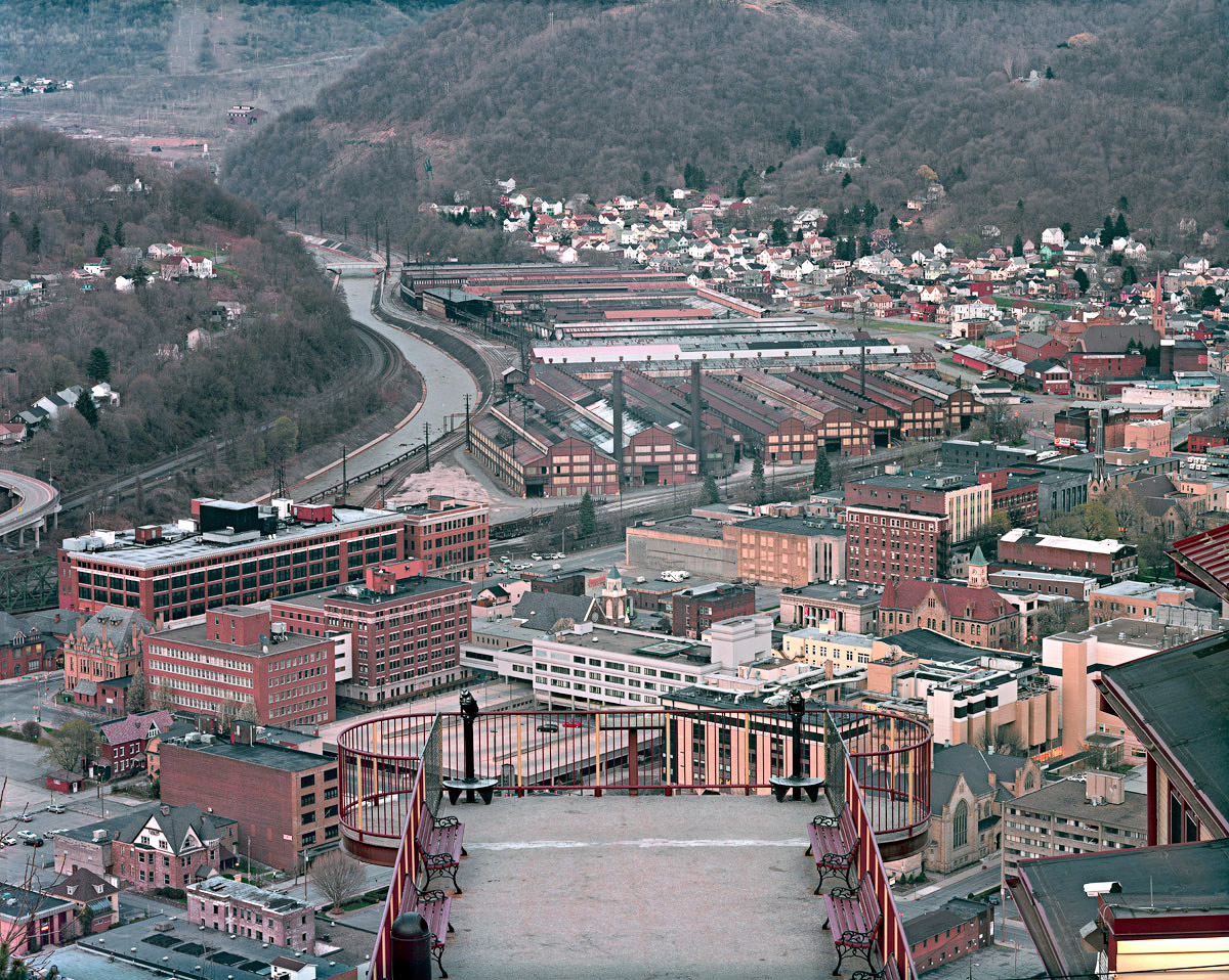 John_Sanderson_15_View from Johnstown Inclined Plane (2014)