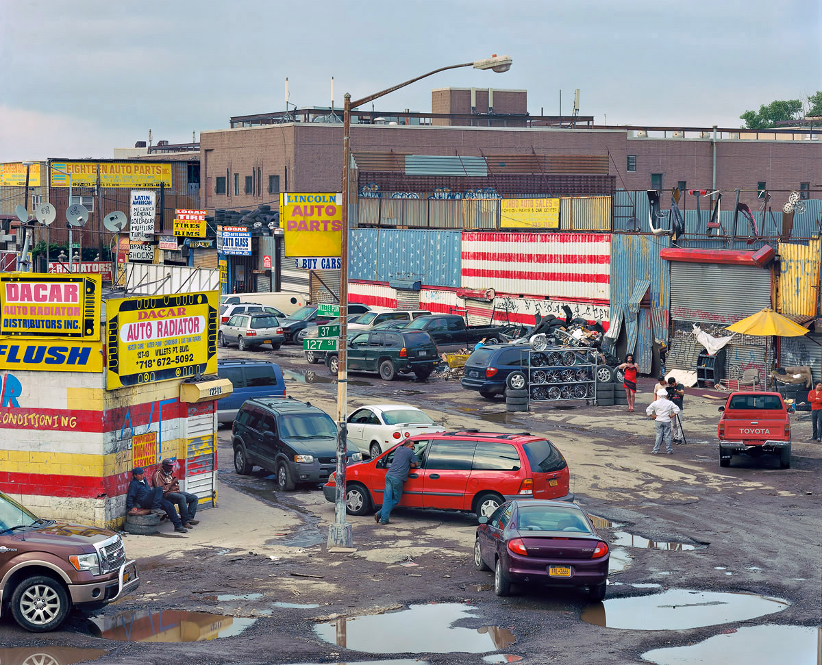 John_Sanderson_9_Bearded Lady, Willets Point (2013)