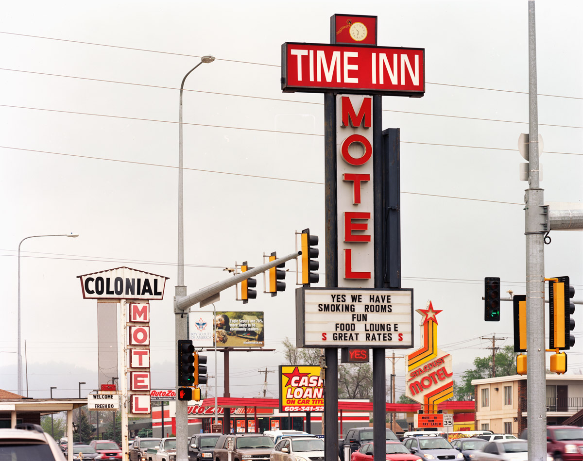 John_Sanderson_2_Time Inn, Rapid City, South Dakota (2015)