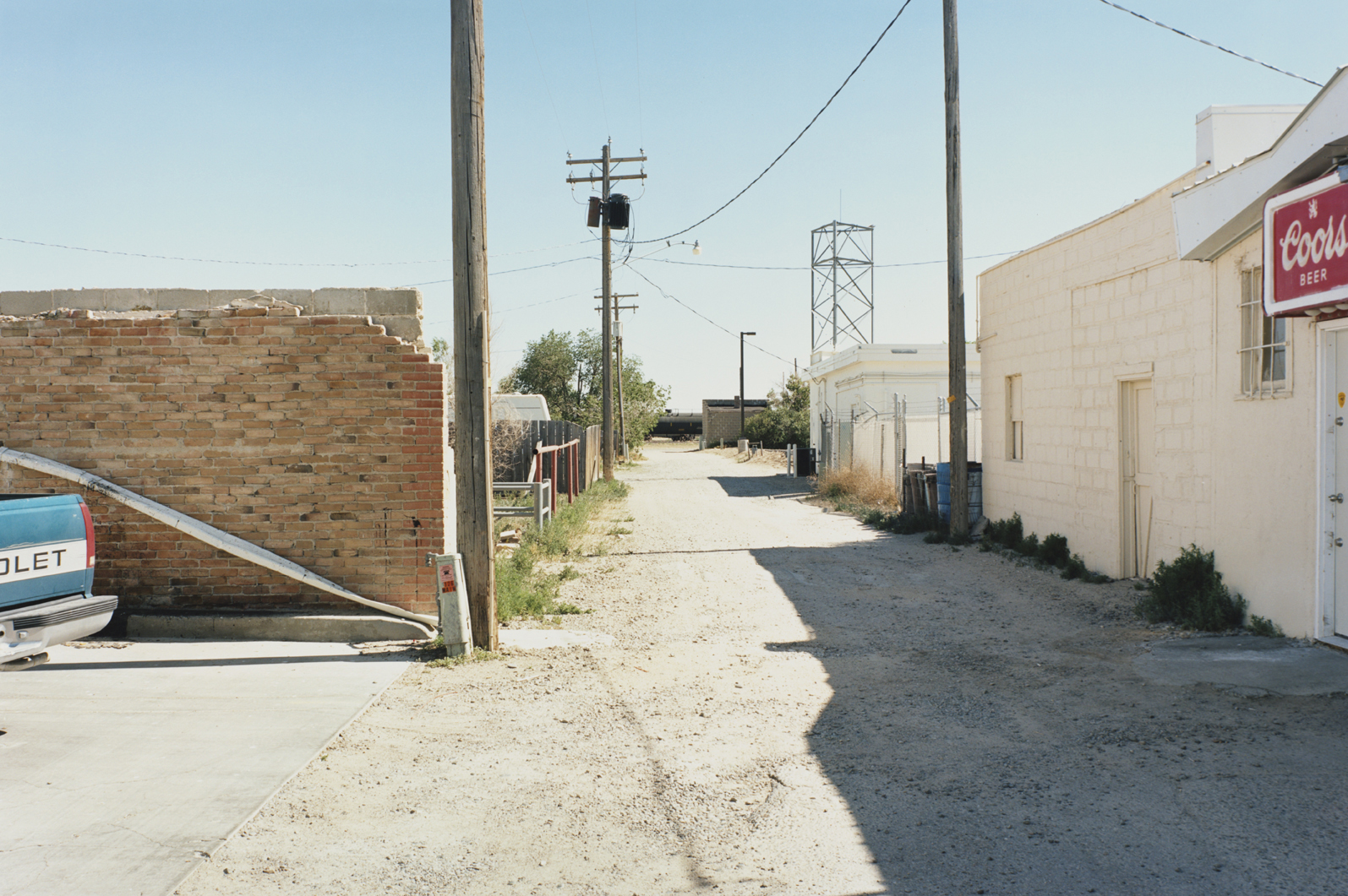 King St Alley, Shoshoni, Wyoming