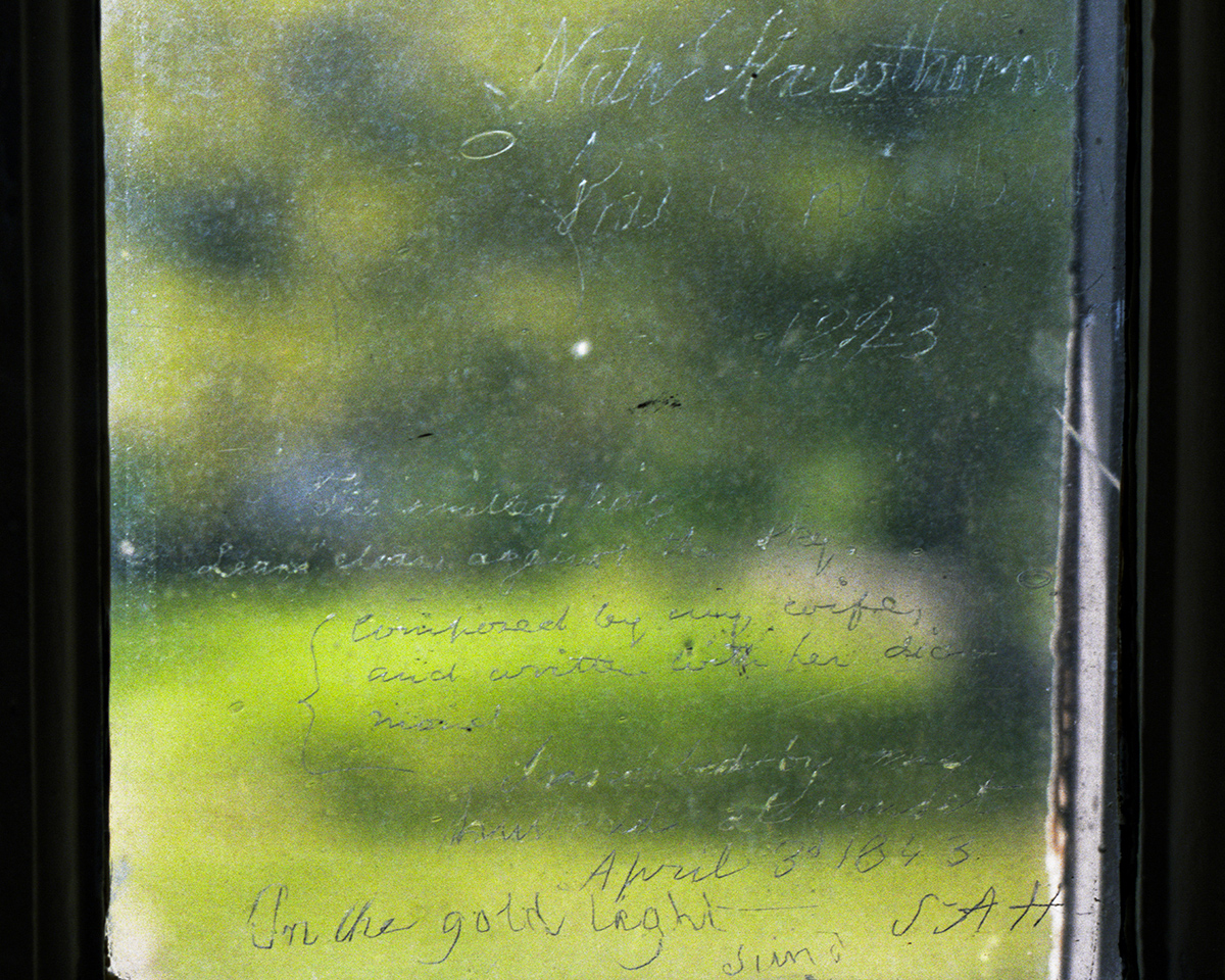 008_Lisa_McCarty-Window_Inscription_by_Nathaniel_and_Sophia_Hawthorne-2015