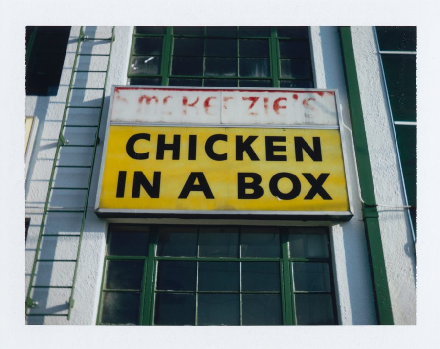 McCabe - Chicken in a Box, LA