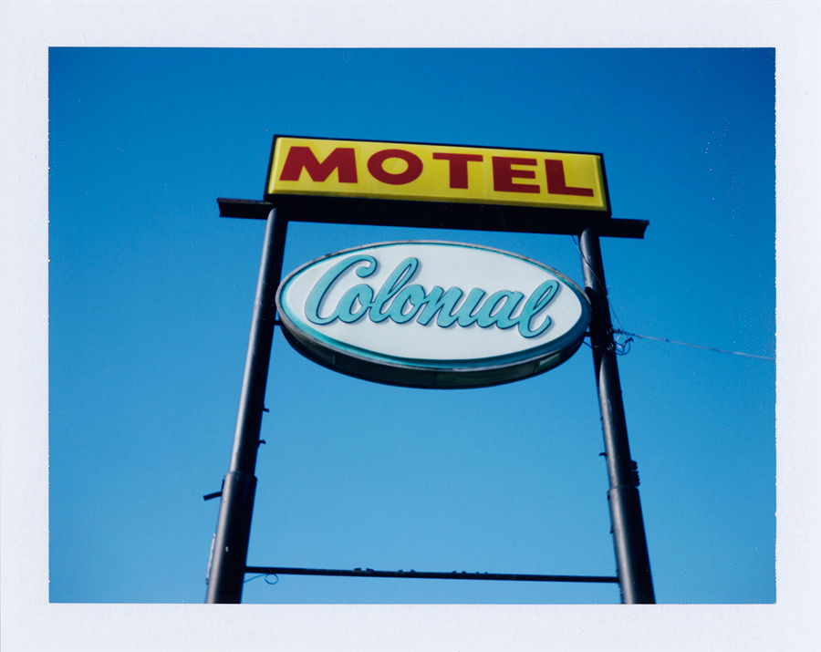 McCabe - Colonial Motel, GA