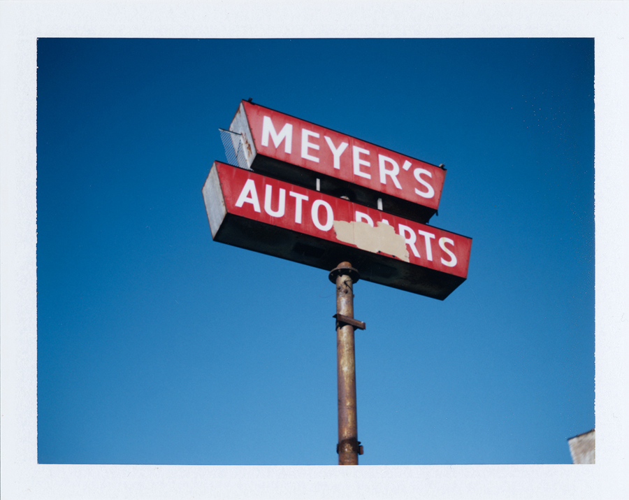McCabe - Meyers Auto Parts, LA