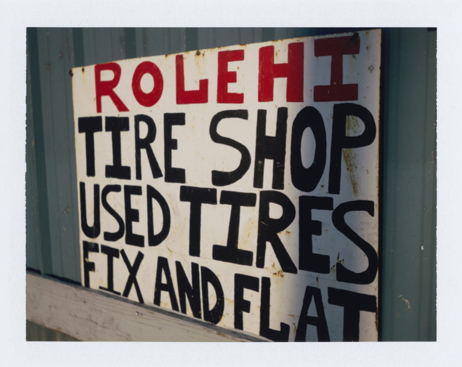 McCabe - Rolehi Tire Shop, LA