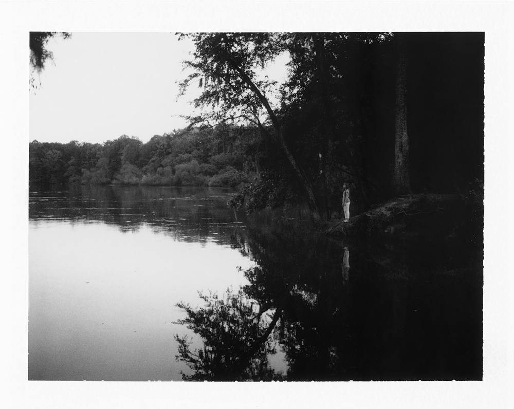 Tiny Picture of a Wide Open Landscape, Big Pee Dee River, SC