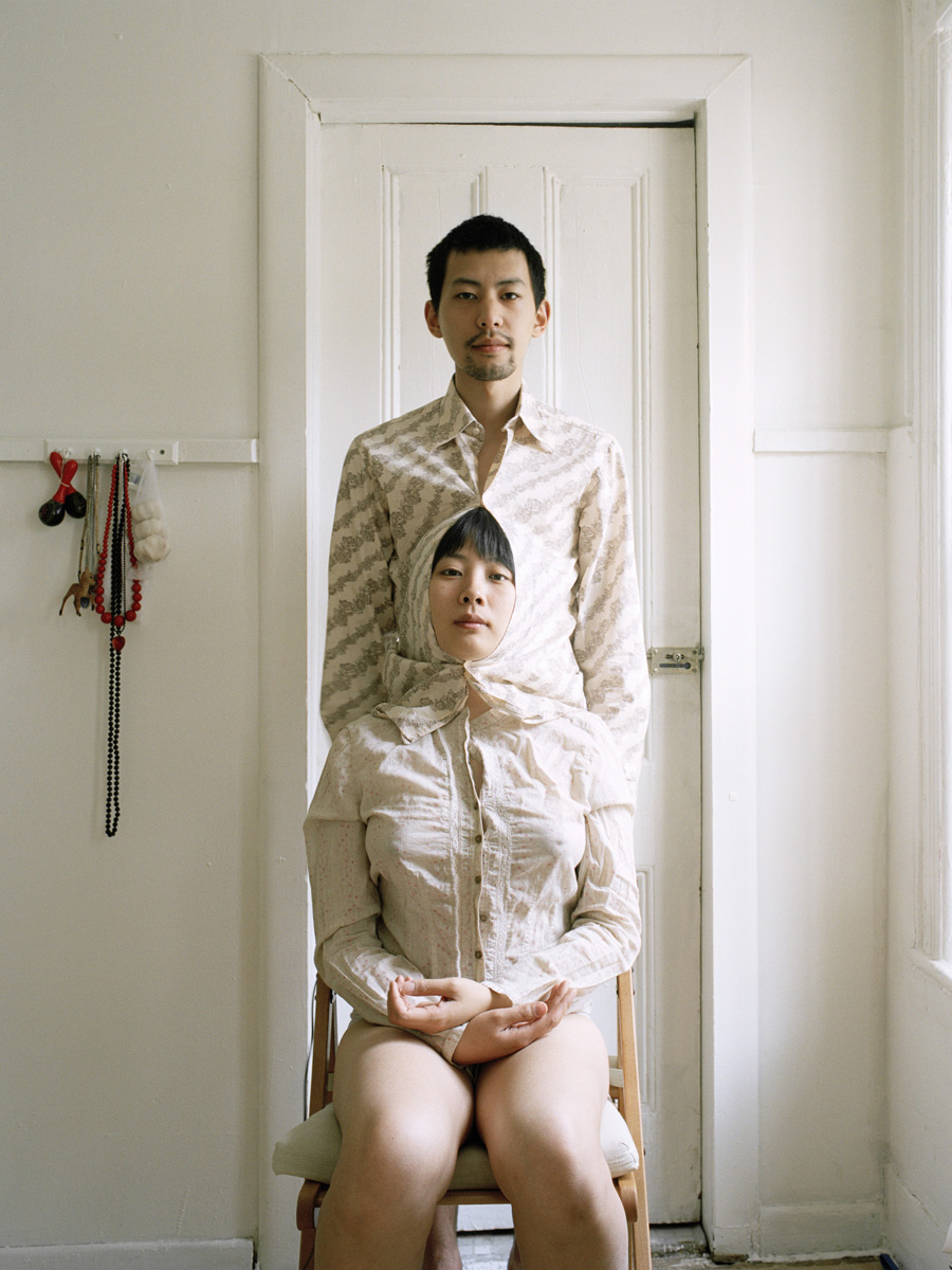 Try To Live Like a Pair of Siamese Twins (2009)