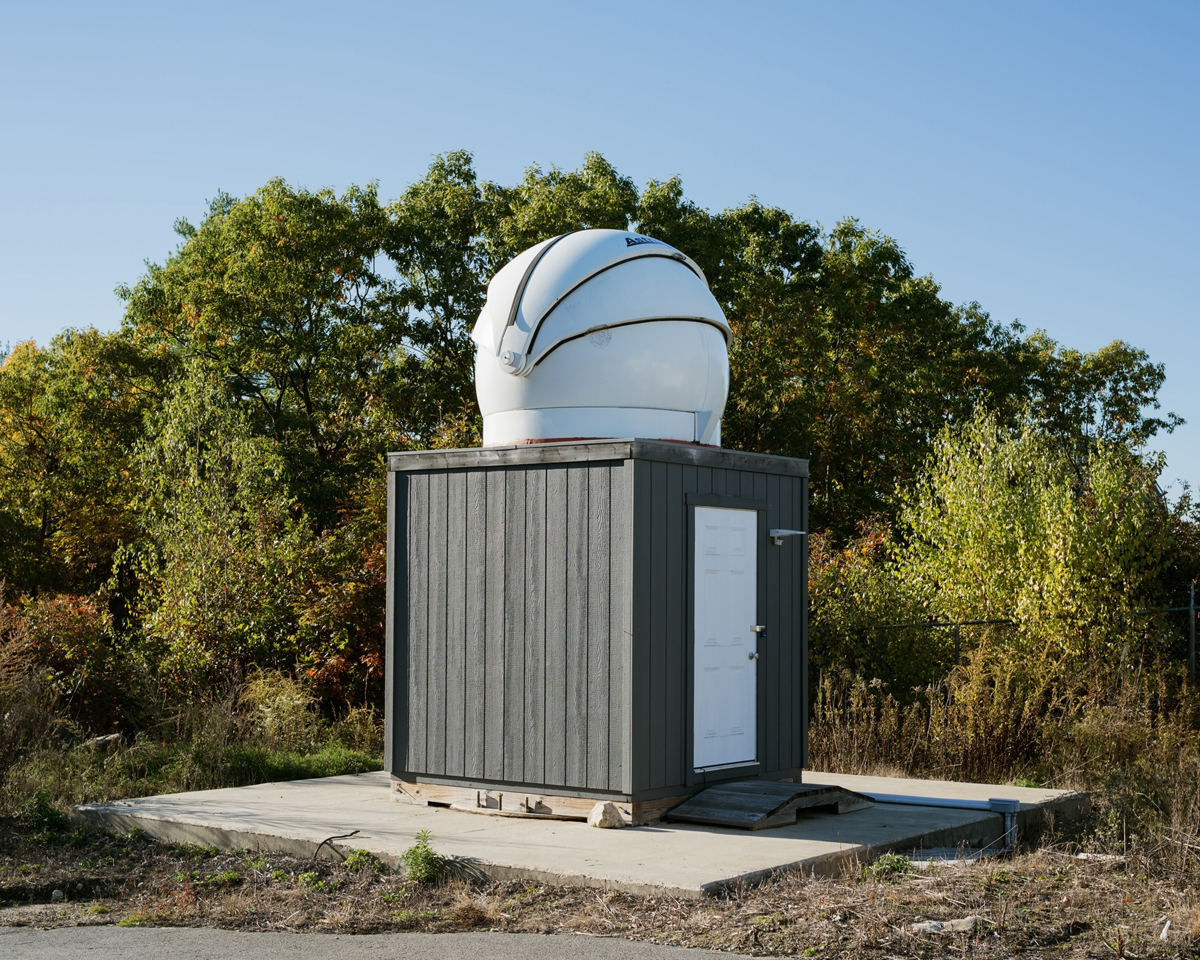 Small Observatory, Westford, MA 2014