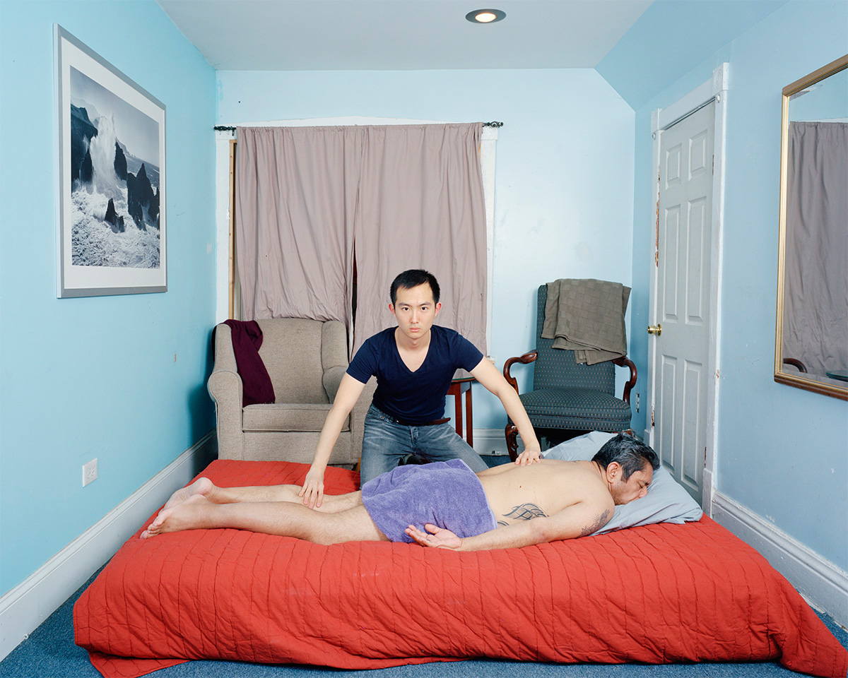 Blind Massage, 2015