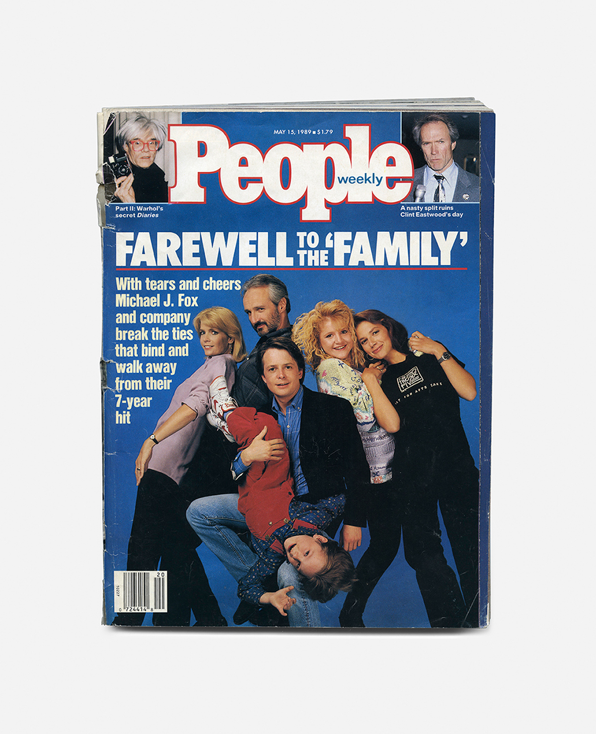 People Magazine, 1989, 2015