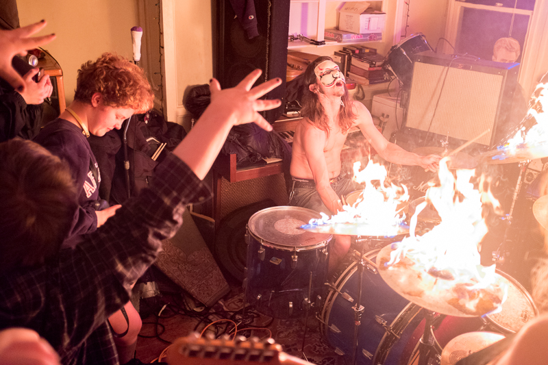 2 Punk Rock House Show – Little Rock, Arkansas