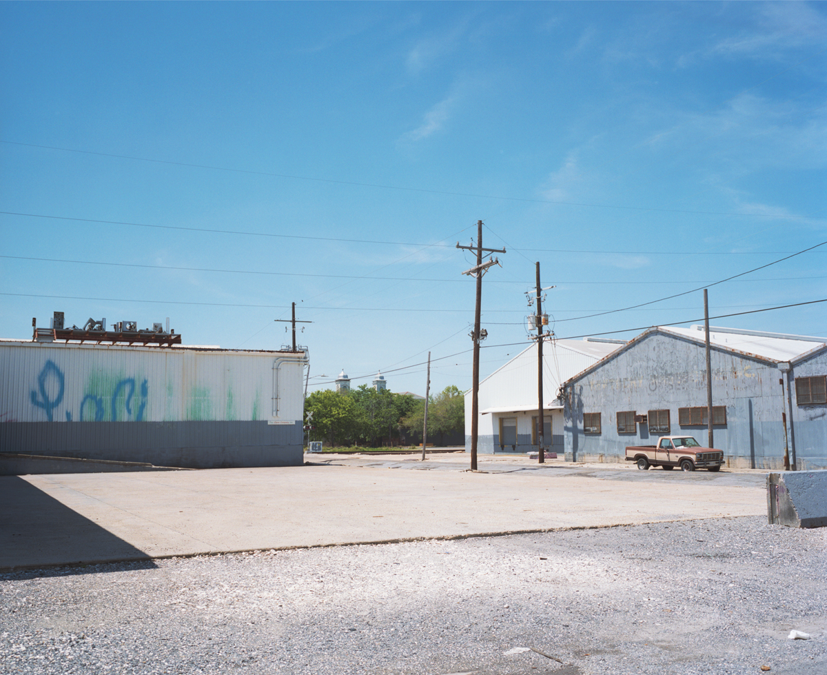 Untitled (New Orleans), 2014