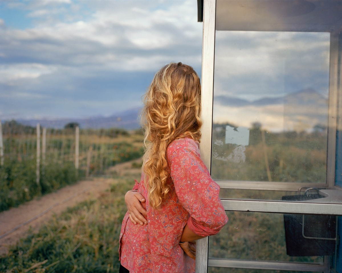 Karen, Hotchkiss, Colorado, 2014