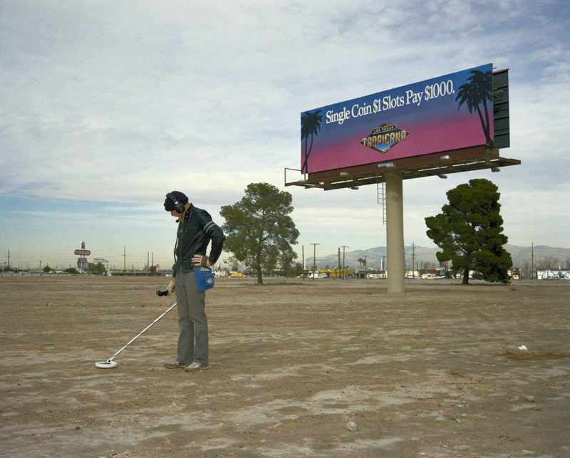 Fortune Hunter, Las Vegas, 1988